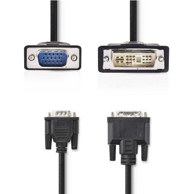 Cable VGA a DVI
