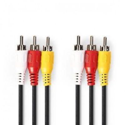 Cable audio y vídeo