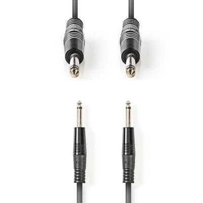 Audio jack 6.3 mono