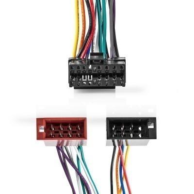 Cables radio coche