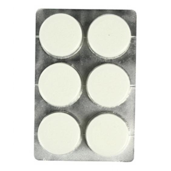 Tabletas descalcificadoras Miele