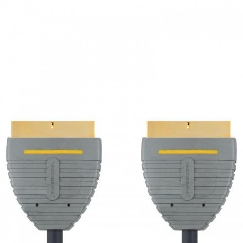 Cable de Audio Vídeo SCART 2.0 m