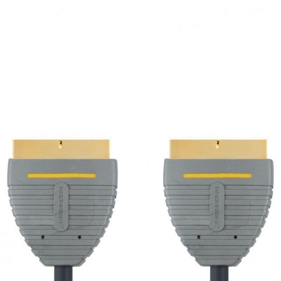 Cable de Audio Vídeo SCART 3.0 m
