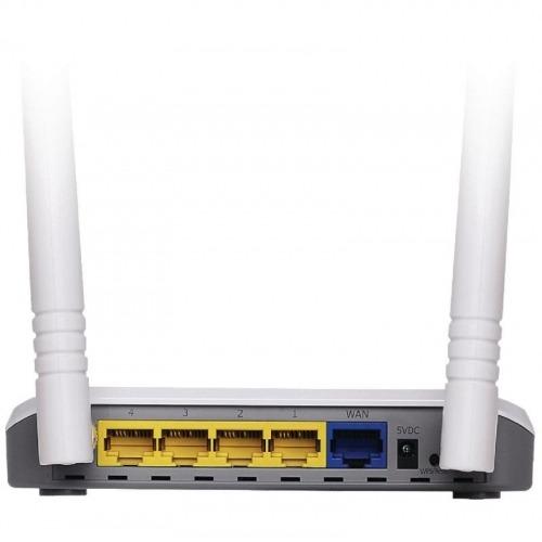 Enrutador Wi-Fi multifunción N300 Tres herramientas esenciales de red en una