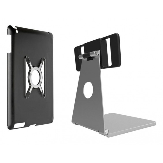 Funda y soporte ajustable 3 en 1 para iPad Mini