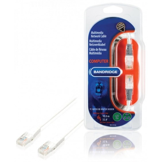 Cable de Red Multimedia 10.0 m