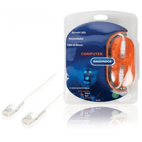 Cable de Red Multimedia 20.0 m