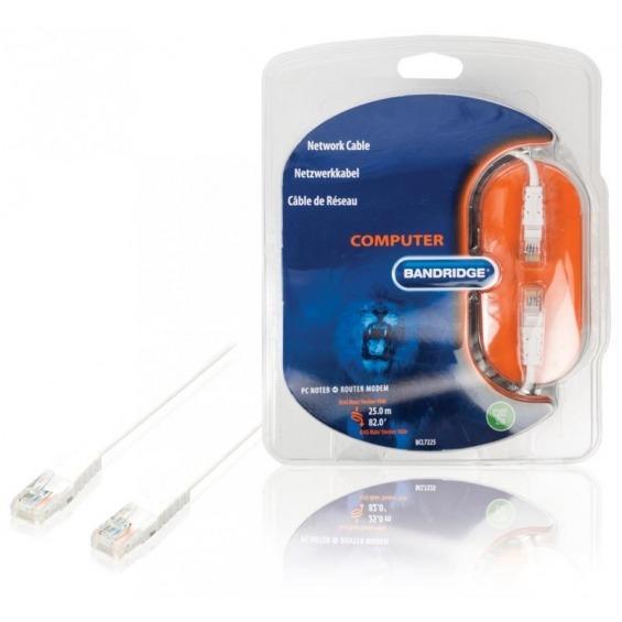 Cable de Red Multimedia 25.0 m