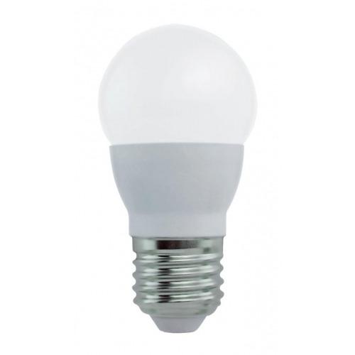 Bombilla LED miniglobo E27, 3,4 W, 250 lm, 2700 K