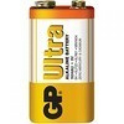 Pilas alcalinas LR22 9 V Ultra en blíster de 1 pc