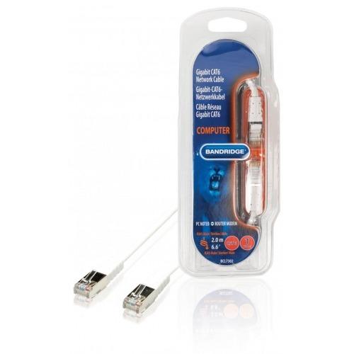 Cable de Red Multimedia CAT6 2.0 m