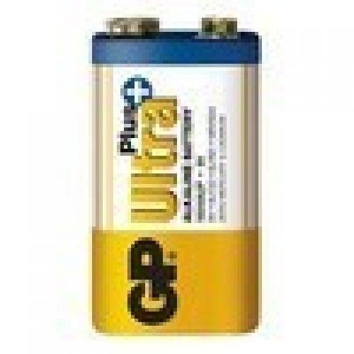 Pilas alcalinas LR22 9 V Ultra Plus en blíster de 1 pcs