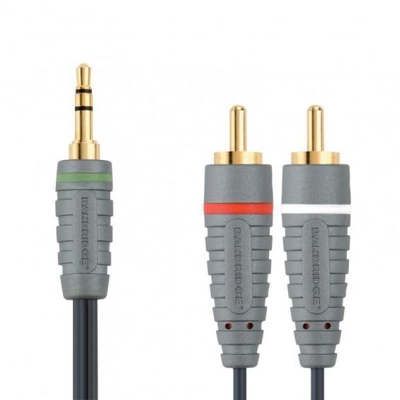 Cable para Audio Portátil 5.0 m