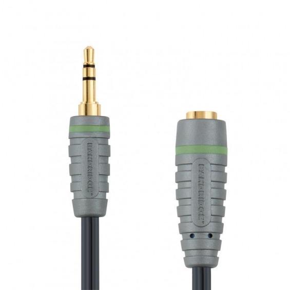 Cable de Extensión para Auriculares 1.0 m
