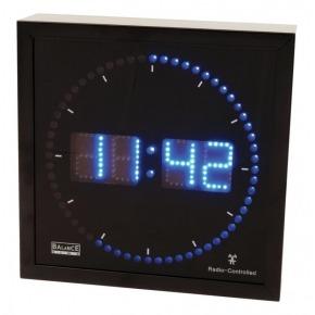 Reloj LED de pared