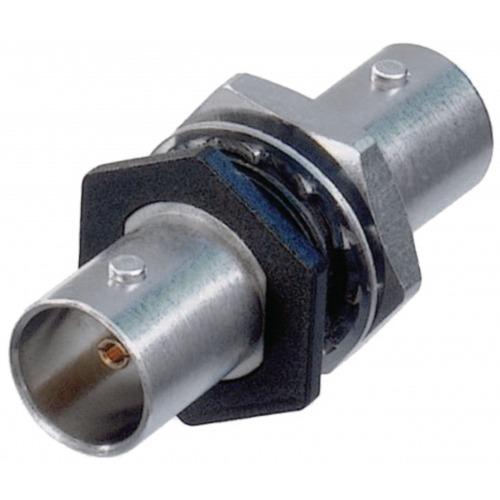 Adapter BNC female/female insulated 75 Ohm