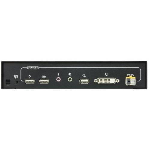 DVI Optical KVM Extender 600 m