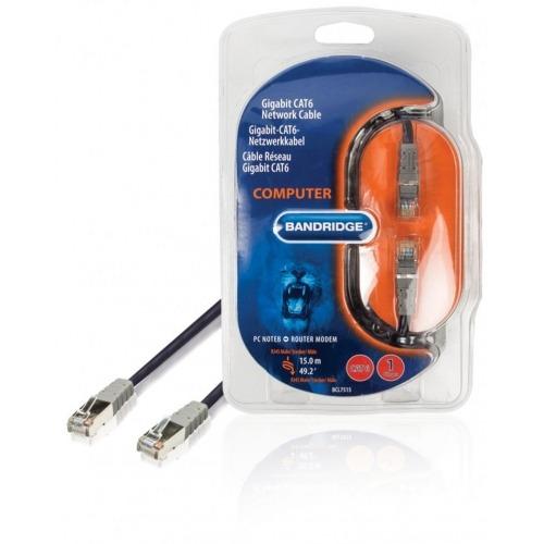 Cable de Red Multimedia CAT6 15.0 m