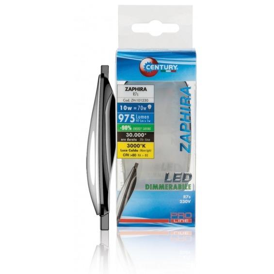 LED plana Zaphira, 10W