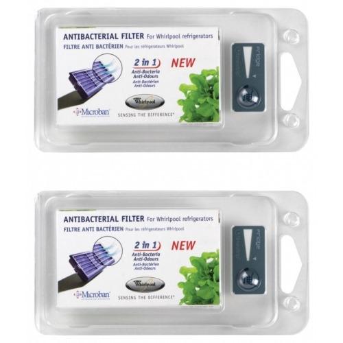 Filtro anti-bacterias para frigorífico
