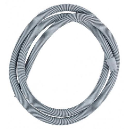 Drain hose 2.50 m straight