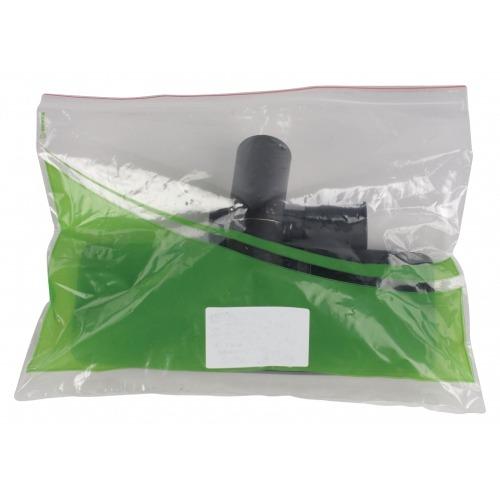 Cepillo Combi de Aspiradora 35 mm Negro