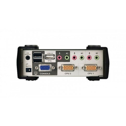 KVM switch, 2-port VGA USB 2.0