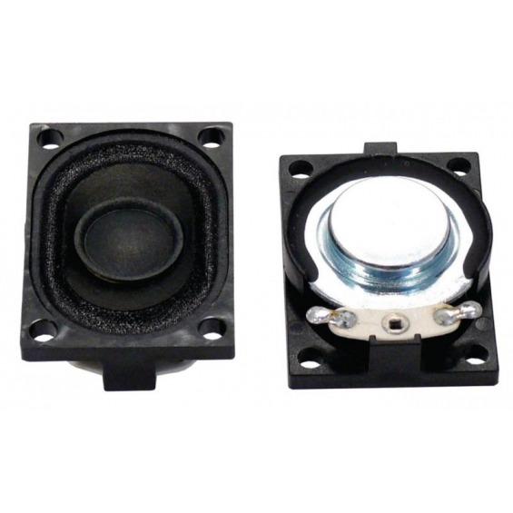 Small loudspeaker 2.8 x 4 cm (1.1 x 1.6) 8 ? 3 W