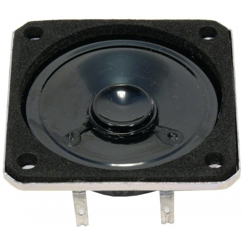 Miniature speaker 5 cm (2) 8 ? 3 W