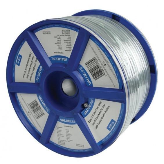 Cable coaxial 12 en bobina de 100 m