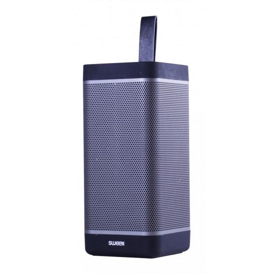 Altavoz inalámbrico Bluetooth en negro
