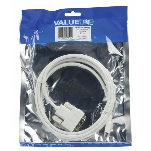 Cable mini DisplayPort - DVI