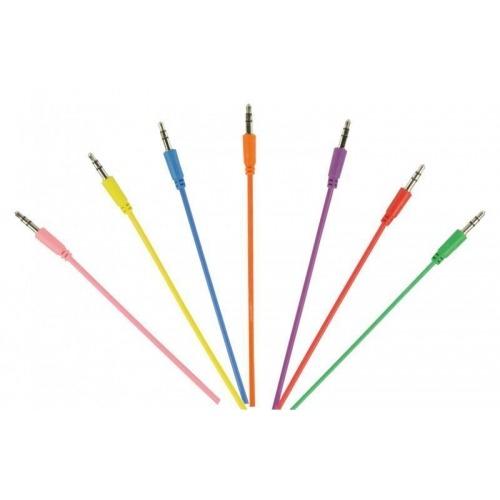 Cable de audio estéreo 3.5mm de 1.00 m