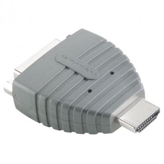 Adaptador HDMI® de alta velocidad a DVI