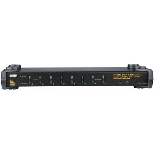 KVM switch 8-port VGA USBmultisep/PS/2