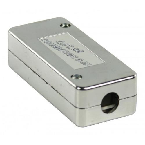 Caja de conexiones Ethernet STP Valueline