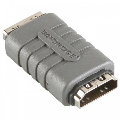 Acoplador HDMI® de alta velocidad con Ethernet