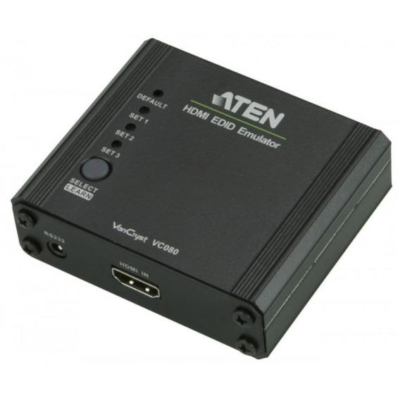 HDMI EDID emulator