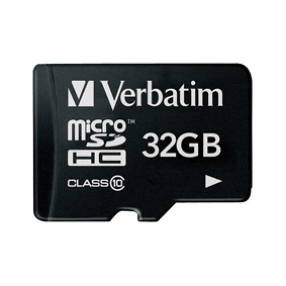 Tarjeta MicoSDHC 32 GB Clase 10