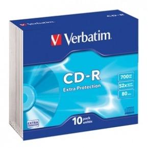 CD-R de 700MB con extra protección