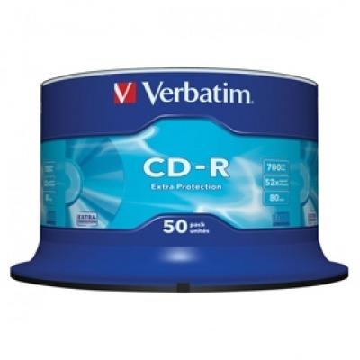 Cd-R De 700 Mb Con Extra Protección 50 Uds
