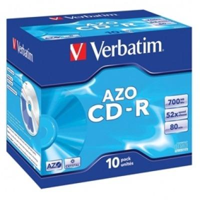 Cd-R Azo Crystal De 700 Mb