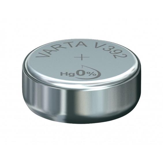 Pila de Óxido de Plata SR41 1.55 V 38 mAh 1-Pack