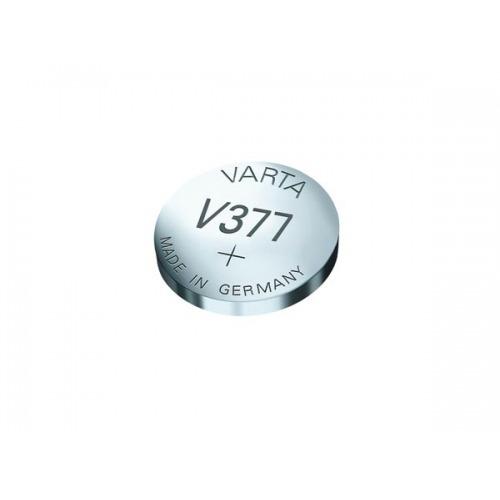 PILA DE BOTÓN PARA RELOJ 1.55V-24mAh SR66 377.801.111 (1 unidad/blister)