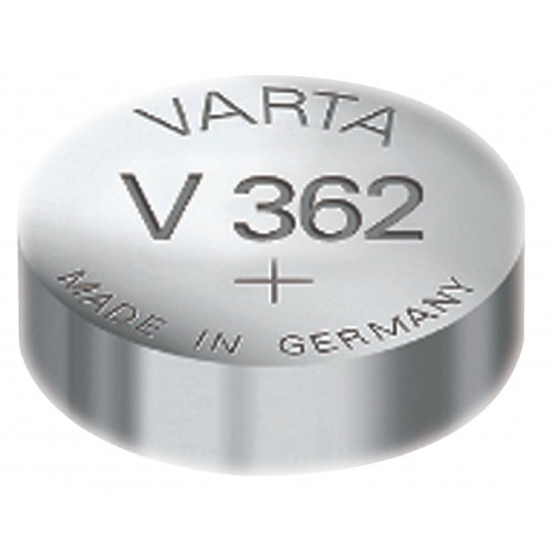 Pila para reloj 1.55 V 21 mAh V362