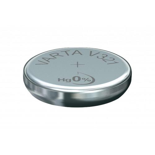 Pila de Óxido de Plata SR65 1.55 V 13 mAh 1-Pack