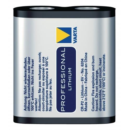 Pila de Litio CR-P2 6 V 1-Blíster