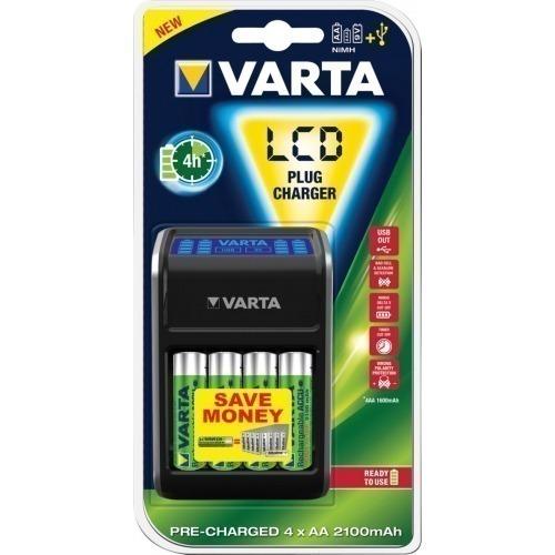 LCD Plug charger