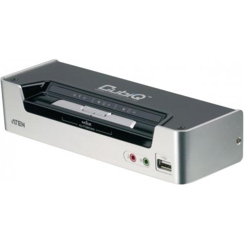 KVM switch, 2-port HDMI 1.3 (HDCP) USB