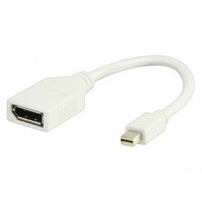 Adaptador mini DisplayPort - DisplayPort de 20cm